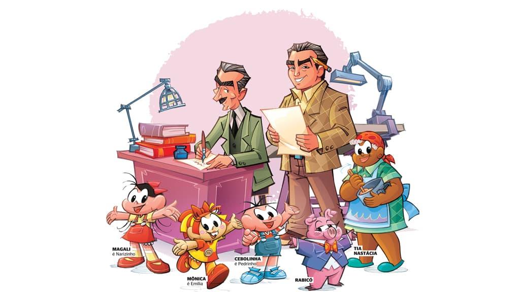18 de abril – Dia Nacional do Livro Infantil